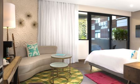 Chambre Deluxe King - The Fives Downtown Hotel & Residences, Curio Collection By Hilton - Playa Del Carmen