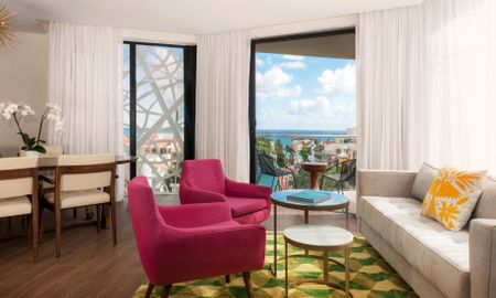 Résidence Une Chambre - The Fives Downtown Hotel & Residences, Curio Collection By Hilton - Playa Del Carmen