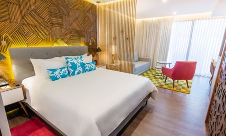 Suite Junior - The Fives Downtown Hotel & Residences, Curio Collection By Hilton - Playa Del Carmen