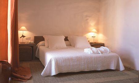 Standard Doppelzimmer - Einzelbelegung - Cases De Son Barbassa - Balearische Inseln
