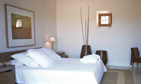 Superior Doppelzimmer mit Terrasse - Cases De Son Barbassa - Balearische Inseln