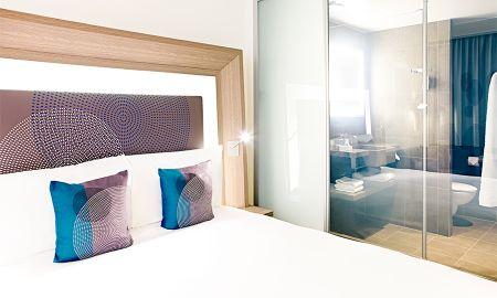 Chambre Supérieure avec Canapé-lit - Novotel London Excel - Londres