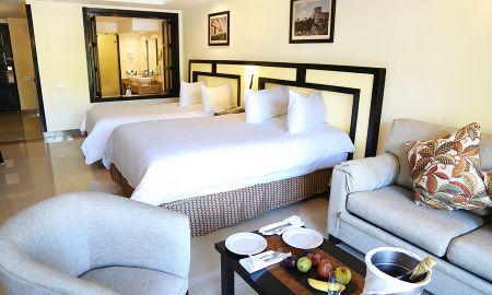 Suite Junior Riviera Family Queen - Sandos Playacar All Inclusive - Playa Del Carmen