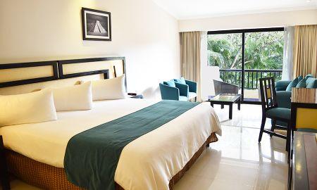 Suite Junior Hacienda - Sandos Playacar All Inclusive - Playa Del Carmen