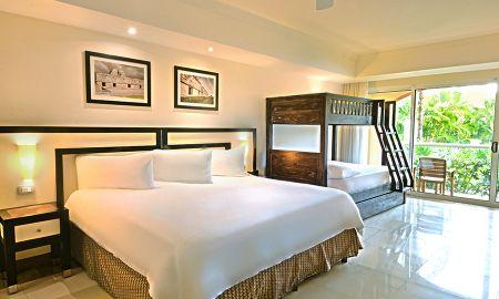 Suite Junior Riviera Family King - Sandos Playacar All Inclusive - Playa Del Carmen