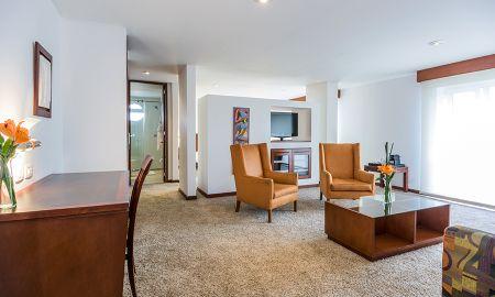 Junior Suite - NH Bogota Pavillon Royal - Bogota