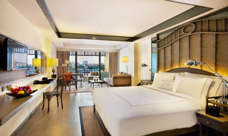 Ejecutivo Habitación Doble o Twin con Vista al Río - Riva Surya Bangkok - Bangkok