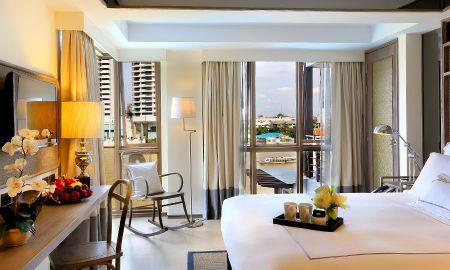 Habitación Superior King con Vista Río - Riva Surya Bangkok - Bangkok