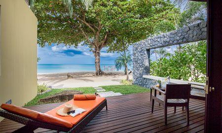 Villa en Bord de Mer - New Star Beach Resort - Koh Samui