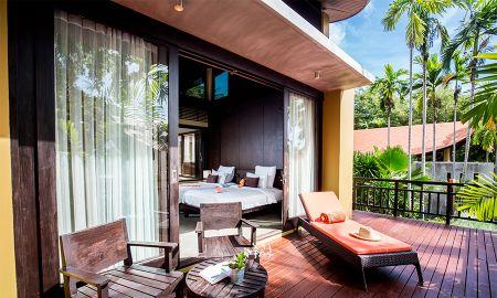 Suite Villa - New Star Beach Resort - Koh Samui