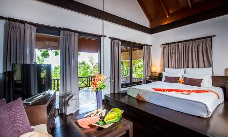 Chambre Cottage - New Star Beach Resort - Koh Samui