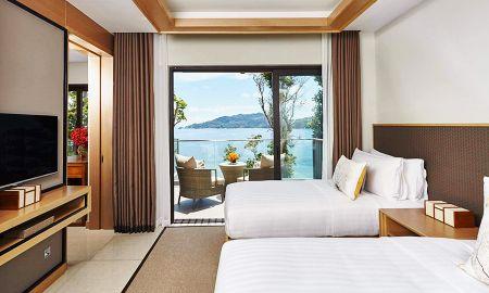 Suite Club Deux Chambres - Vue Océan avec Balcon - Amari Phuket - Phuket