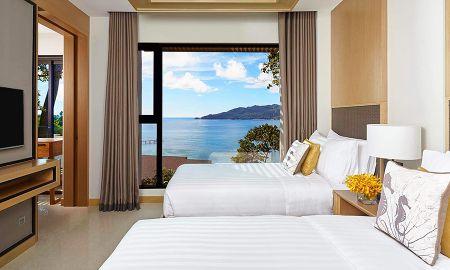 Suite deux Chambres - Face à l'Océan - Amari Phuket - Phuket
