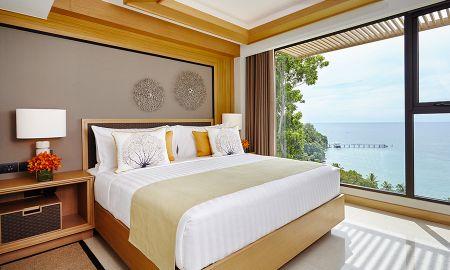 Suite Club Une Chambre - Vue Océan avec Balcon - Amari Phuket - Phuket
