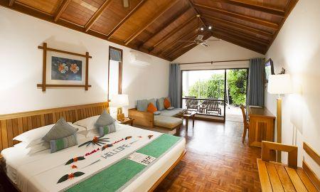 Villa Deluxe - Reethi Beach Resort - Maldives