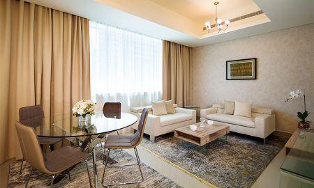 Appartement Une Chambre - Barceló Residences Dubai Marina - Dubai
