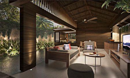 Ein Schlafzimmer Villa mit Pool - Wyndham Dreamland Resort Bali - Bali