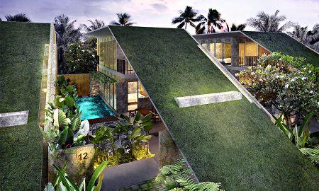 Zweizimmer Privatem Villa mit Pool - Wyndham Dreamland Resort Bali - Bali