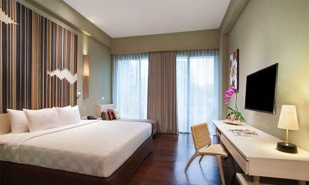 Deluxe Zimmer King - Wyndham Dreamland Resort Bali - Bali