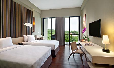 Deluxe Zimmer Twin - Wyndham Dreamland Resort Bali - Bali