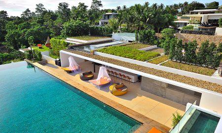 Villa Sept Chambres Plus - Samujana Villas - Koh Samui