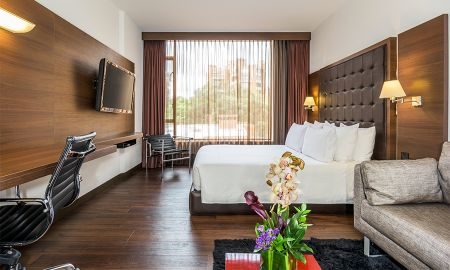 Superior Room with View Single Use - NH Collection Bogotá Andino Royal - Bogota
