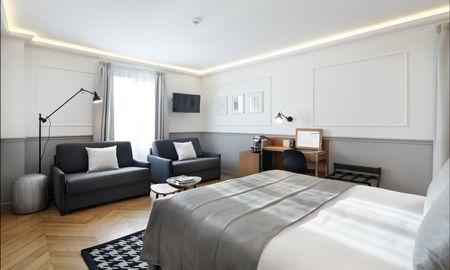 Suite Junior - Hôtel Petit Lafayette - Paris