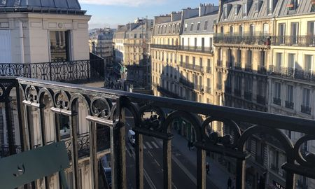 Suite Junior - Balcón - Hôtel Petit Lafayette - Paris