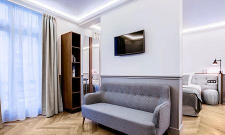 Lafayette Suite - Hôtel Petit Lafayette - Paris