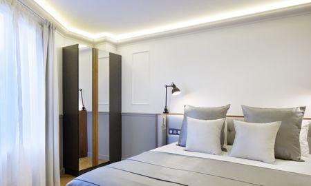 Habitación Clásica Parisienne - Hôtel Petit Lafayette - Paris
