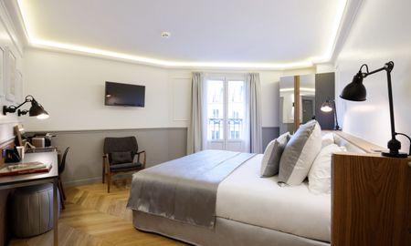 Chambre Deluxe - Hôtel Petit Lafayette - Paris
