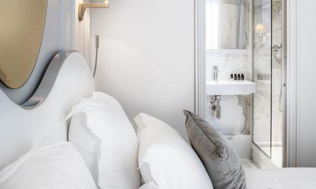 Habitación Doble - Trinité Haussmann - Paris