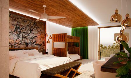 Suite Familiale Master Face à l'Océan - Palmaïa - The House Of AïA Wellness Enclave All Inclusive - Playa Del Carmen