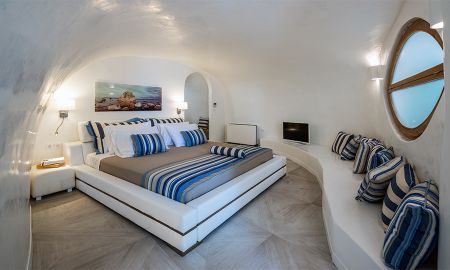 Suite Elite con Piscina Privada - Vista a la Caldera - Elite Luxury Suites - Adults Only - Santorini