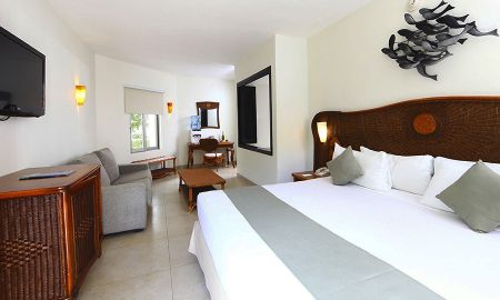 Select Club Deluxe Room - Sandos Caracol Select Club Adults Only All Inclusive - Playa Del Carmen