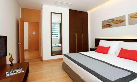 Apartamento Un dormitorio - Shama Sukhumvit Bangkok - Bangkok