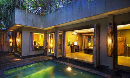 Supérieur Deux Chambres Avec Piscine - Blue Karma Hotel Seminyak - Bali