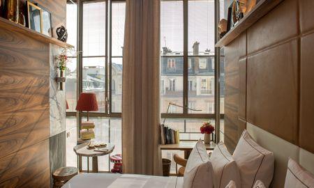 Chambre Classique - Brach Paris - Paris