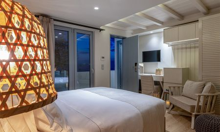 Superior Suite With Sea View - Oniro Suites - Mykonos