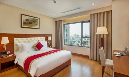 Family Room with Ocean View - DLG HOTEL DANANG - Da Nang