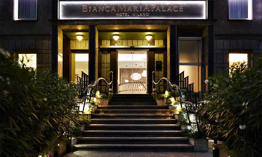 Bianca Maria Palace Hotel Milano Booking Info