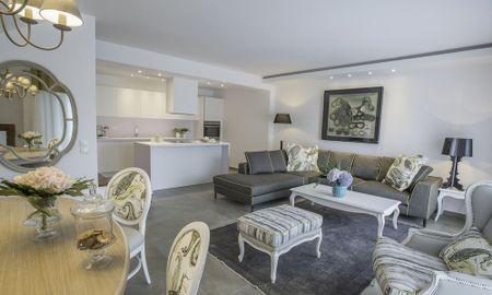 Residência com Dois Quartos - Piscina Privada - Avaton Luxury Hotel & Villas – Relais & Chateaux - Halkidiki
