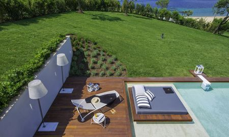 Villa Presidencial com Piscina Privada y Jardin - Avaton Luxury Hotel & Villas – Relais & Chateaux - Halkidiki
