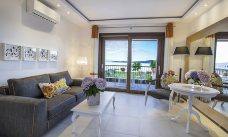 One Bedroom Sea View - Avaton Luxury Hotel & Villas – Relais & Chateaux - Halkidiki