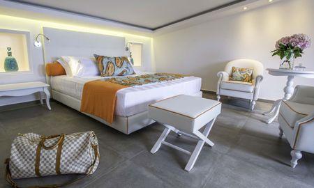 Suite Dois Quartos com Vista Mar - Avaton Luxury Hotel & Villas – Relais & Chateaux - Halkidiki