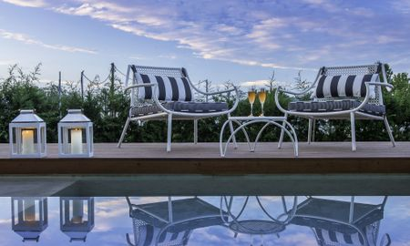 Deluxe Room with Private Pool - Avaton Luxury Hotel & Villas – Relais & Chateaux - Halkidiki