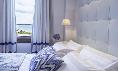 Suite Junior com Piscina Privada - Avaton Luxury Hotel & Villas – Relais & Chateaux - Halkidiki