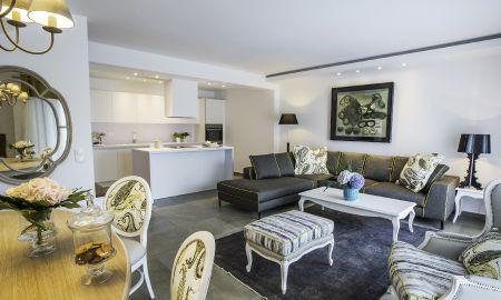 Residence con Due Camere - Piscina Privata - Avaton Luxury Hotel & Villas – Relais & Chateaux - Calcidica