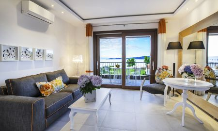 Panorama Suite - Avaton Luxury Villas Resort - Relais & Chateaux - Halkidiki