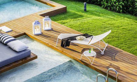 Suite de dois quartos com piscina privada - Avaton Luxury Hotel & Villas – Relais & Chateaux - Halkidiki
